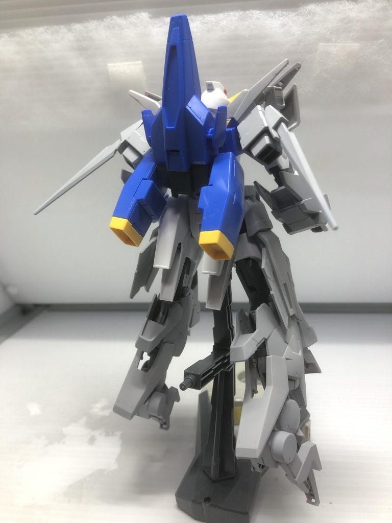 AGE-3 クレオメ 制作工程6