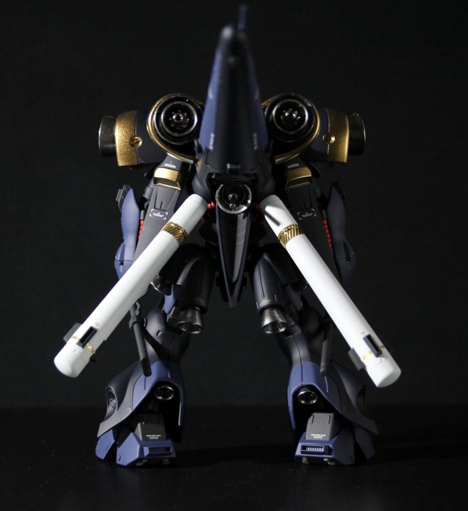 HG ガーベラ・テトラ アピールショット6