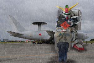 空自仕様/SDガンダム   陸戦型ガンダム