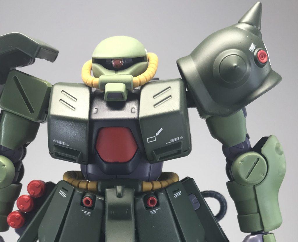 RE MS-06FZ ザクⅡ改 【original】 アピールショット6