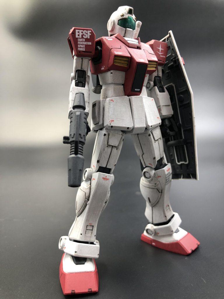 RGM-79 ジム アピールショット3