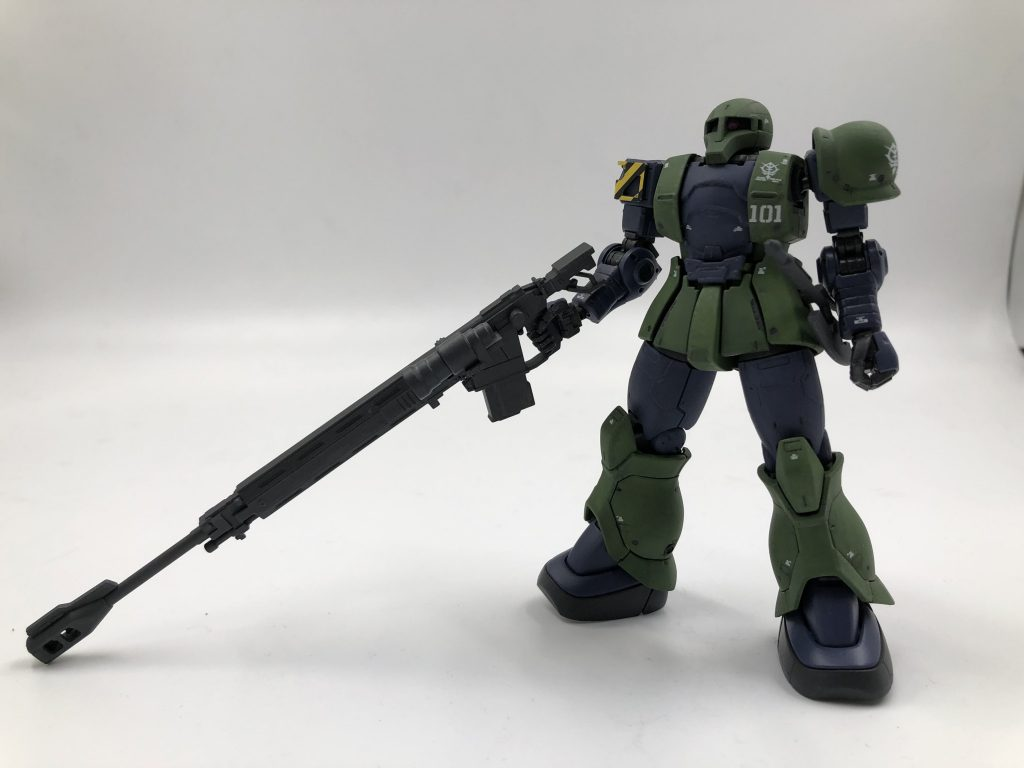 MS-05 ザクI
