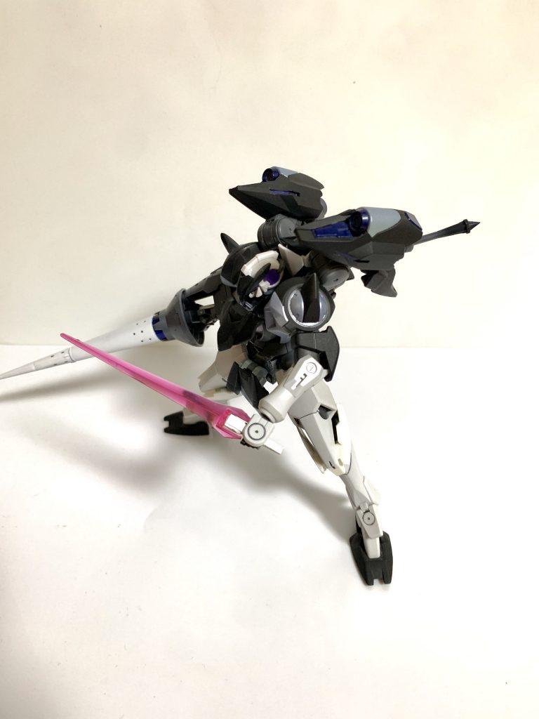 GN-セルペンテ:弐型 アピールショット4