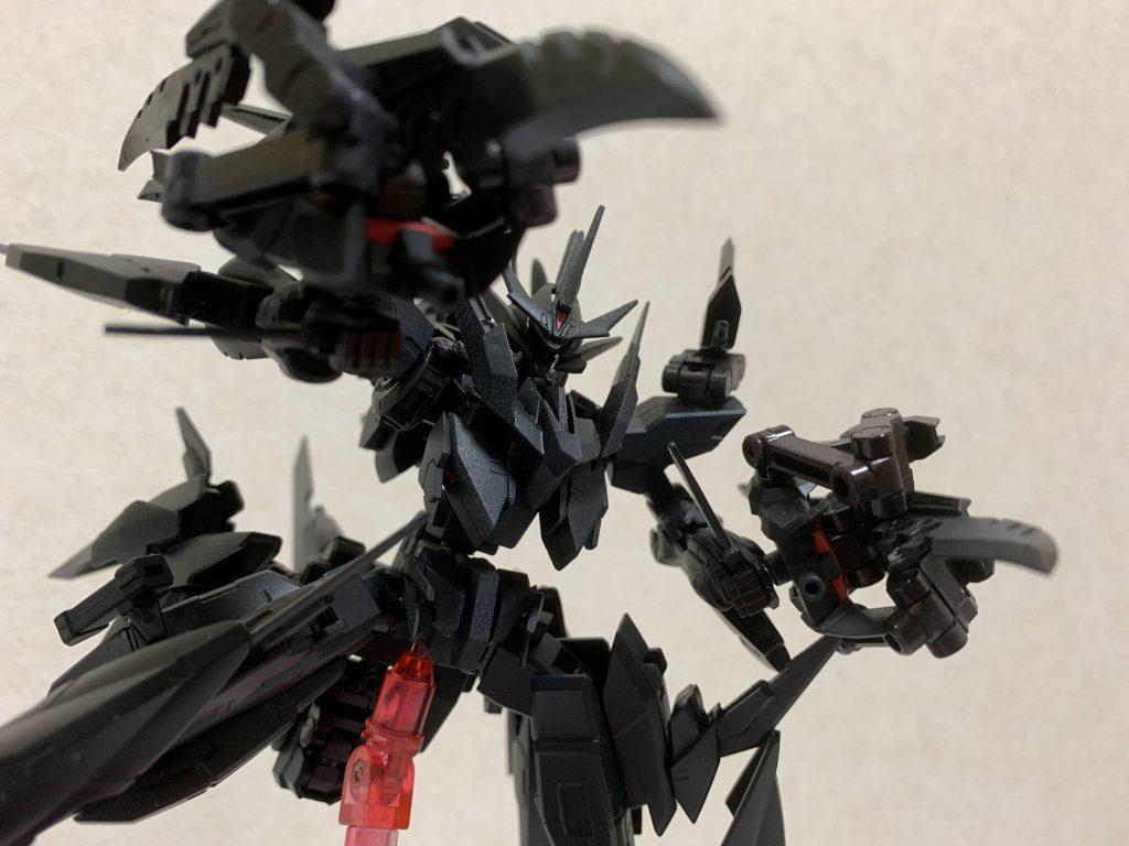 VN-666 ガンダムベスティア アピールショット5