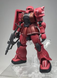 HG MS-05S シャア専用ザクⅠ 【original】