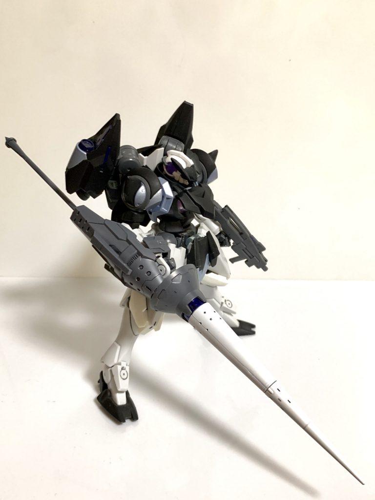 GN-セルペンテ:弐型 アピールショット1