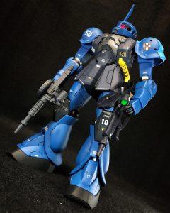 MG 1/100 ランバラル専用ザクI