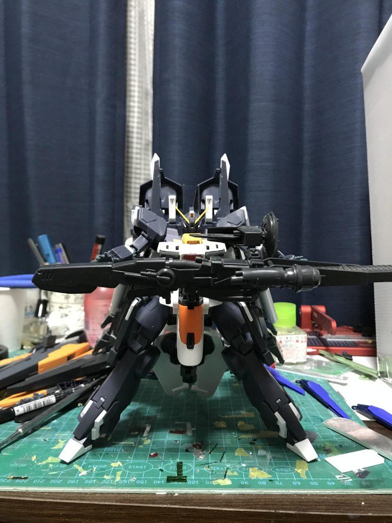 ARX-050ex  EX-BULLET  McMillan 制作工程7