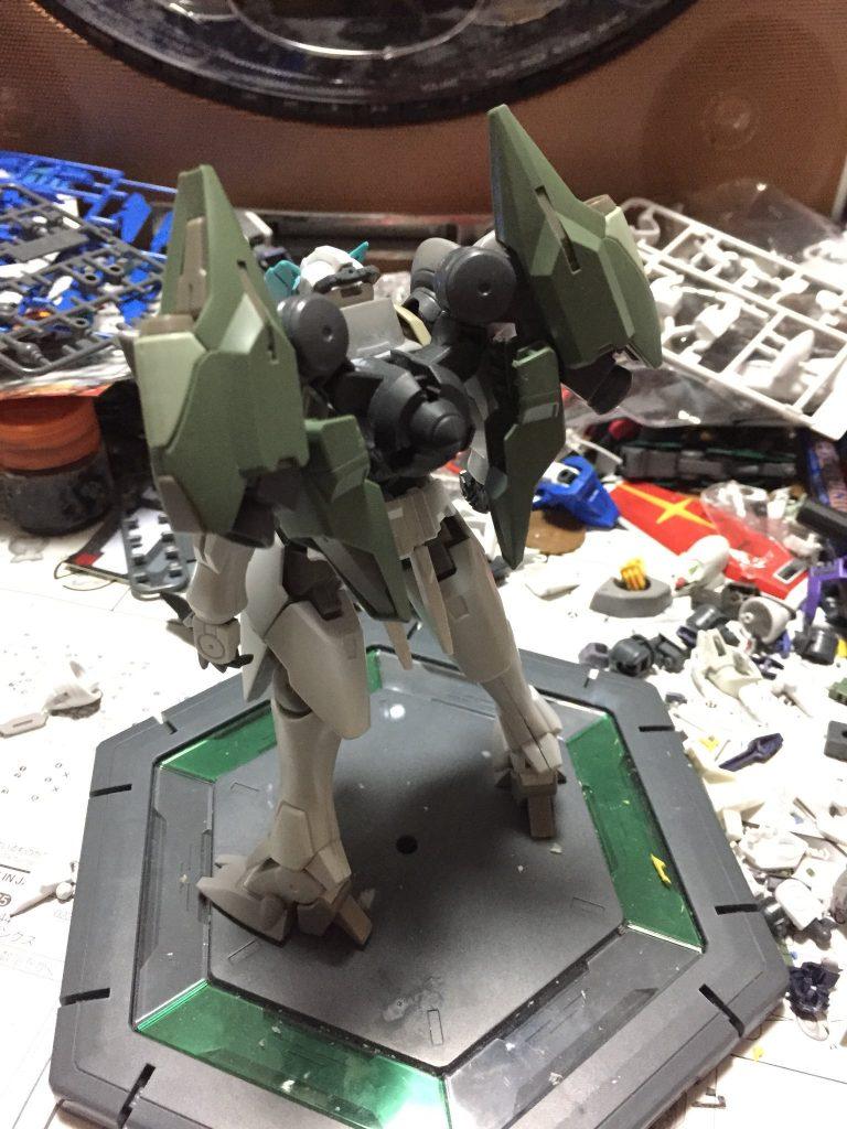 GN-セルペンテ:弐型 制作工程3
