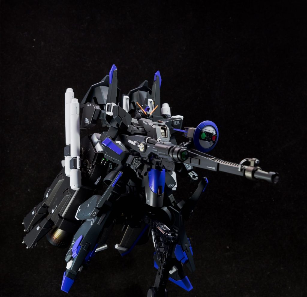 ARX-050ex  EX-BULLET  McMillan アピールショット5