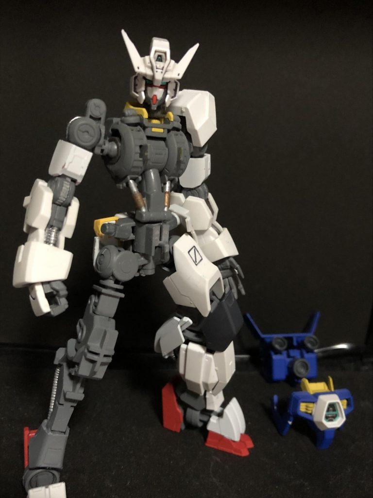 ガンダムフレーム AGE-1 アピールショット4