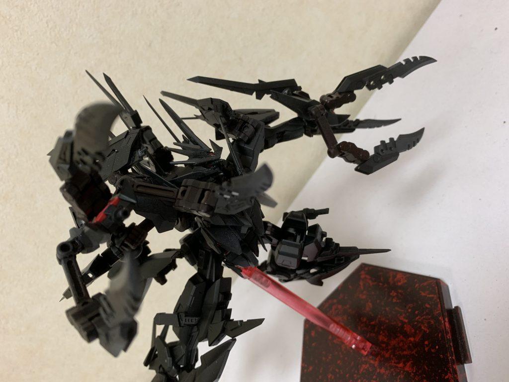 VN-666 ガンダムベスティア アピールショット8