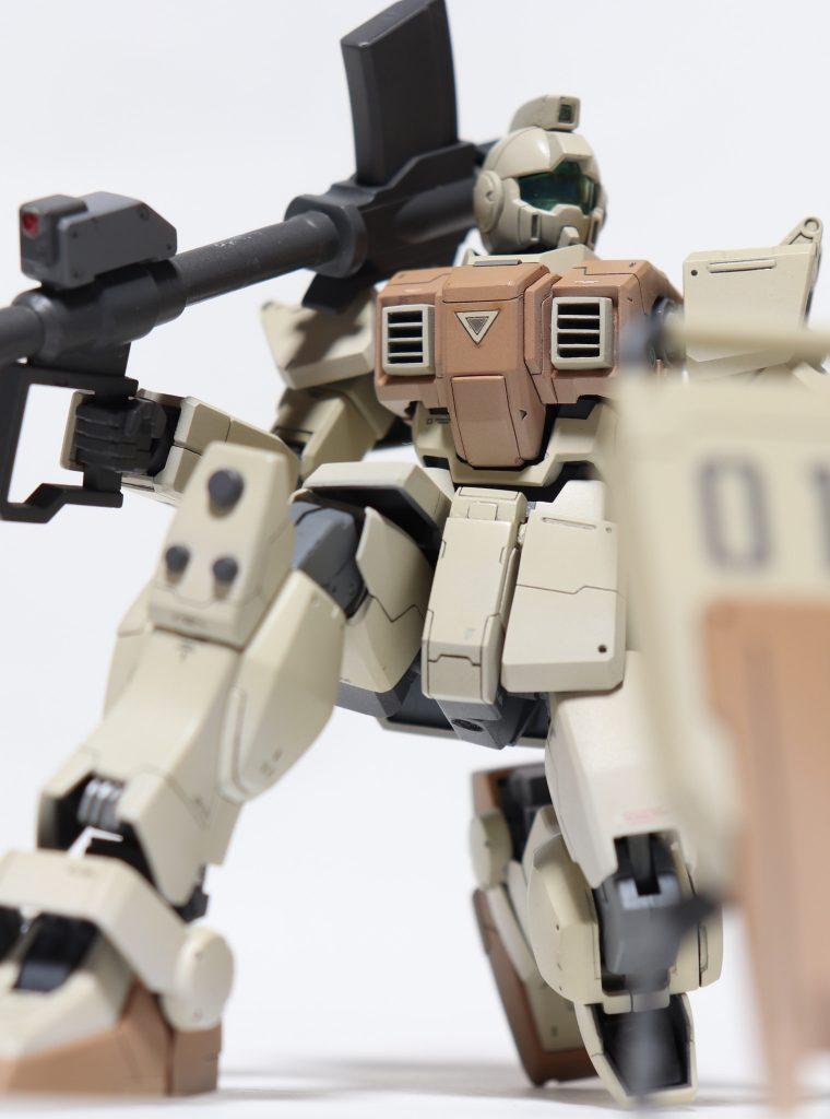 陸戦型ジム アピールショット4
