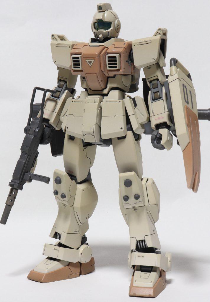 陸戦型ジム アピールショット1