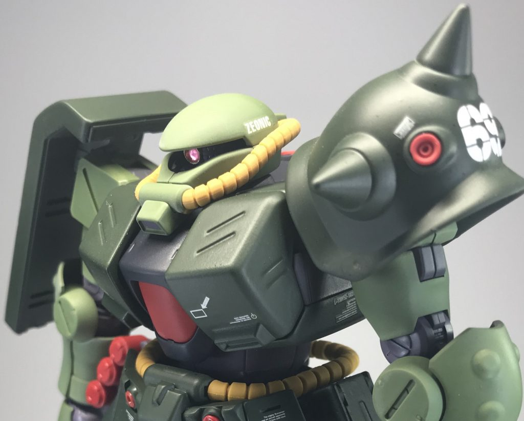 RE MS-06FZ ザクⅡ改 【original】 アピールショット1