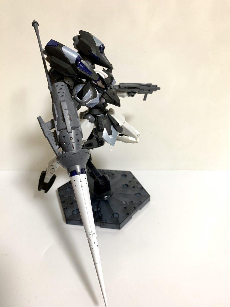 GN-セルペンテ:弐型 アピールショット3