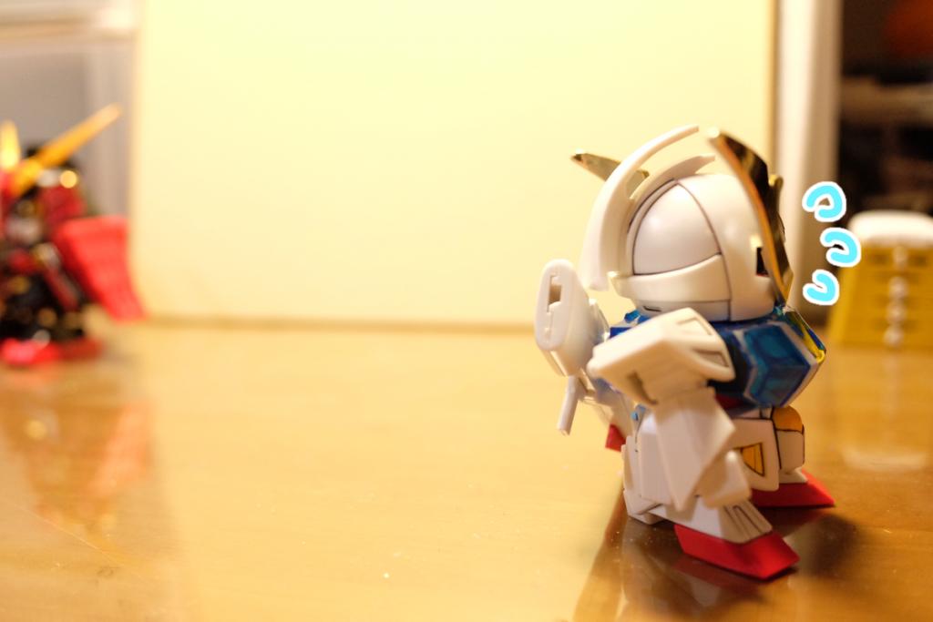 「がおー!」「ぎゃー!!!」 アピールショット3