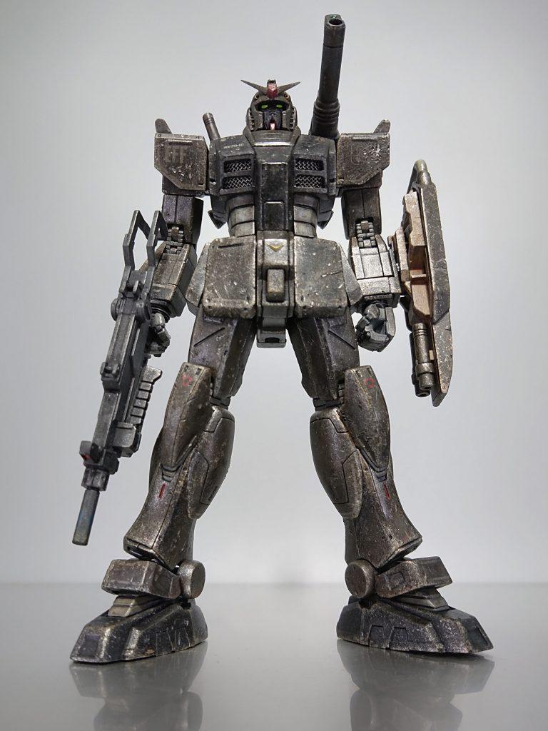 RX-78-01[N] 局地型ガンダム 北米戦仕(改)