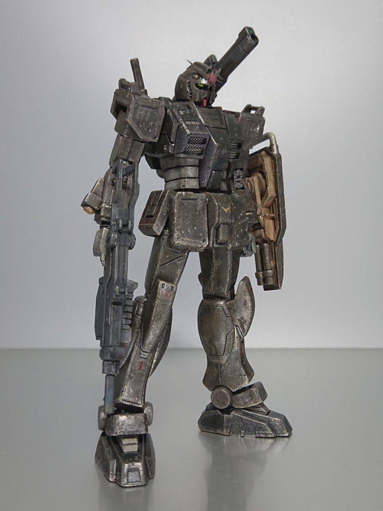 RX-78-01[N] 局地型ガンダム 北米戦仕(改) アピールショット1