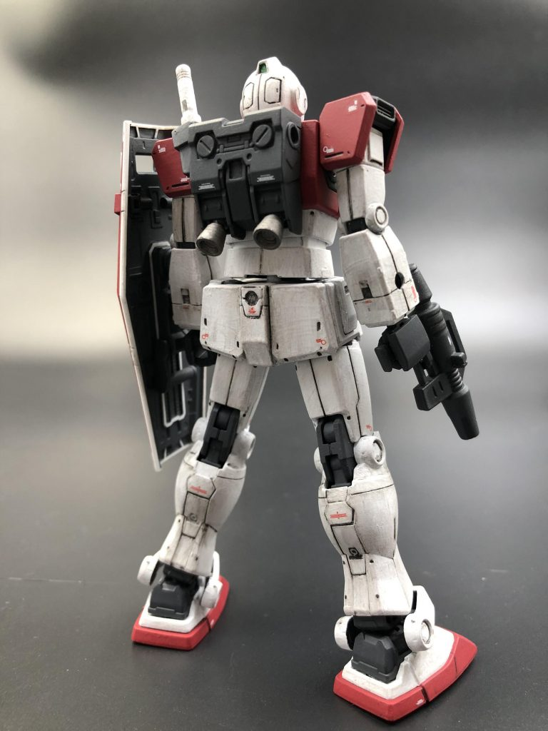 RGM-79 ジム アピールショット1