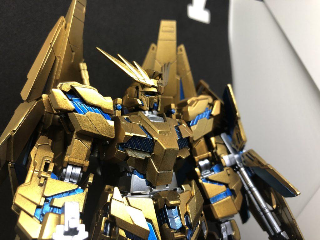 RX-0 UNICORN 03 PHENEX アピールショット4