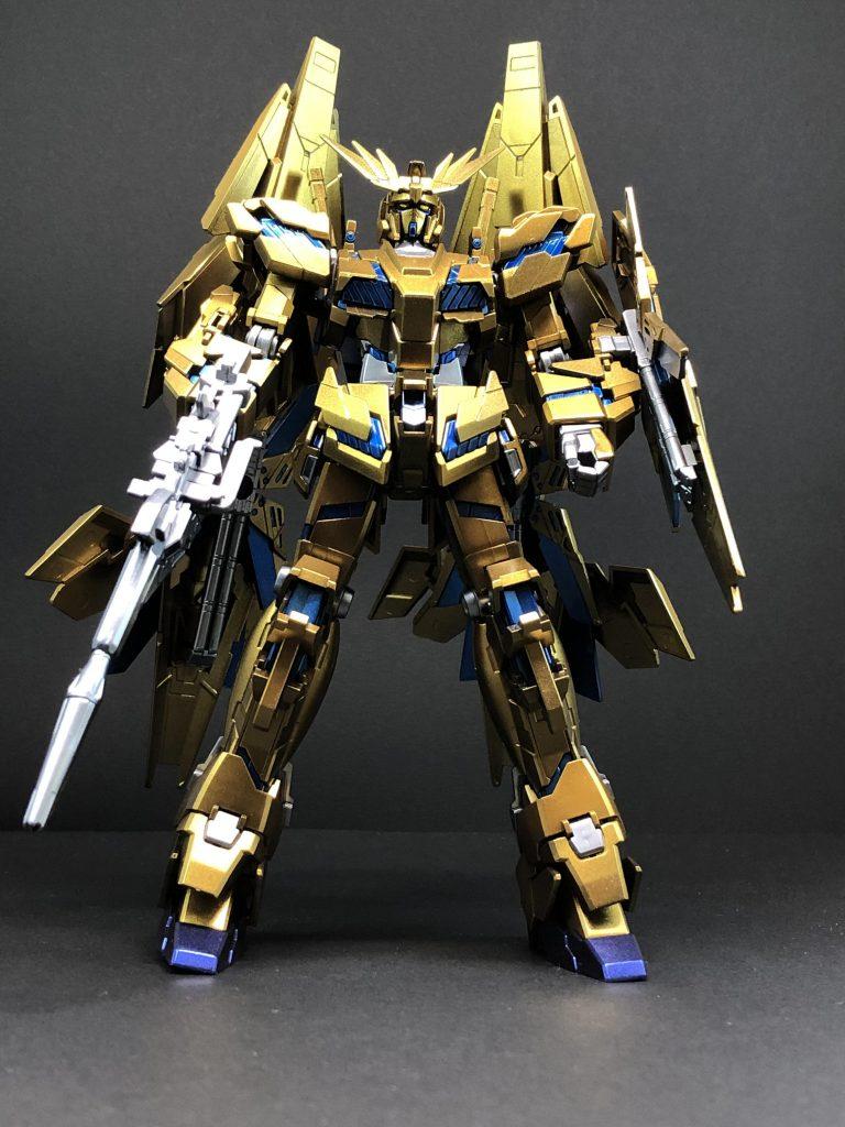 RX-0 UNICORN 03 PHENEX アピールショット5