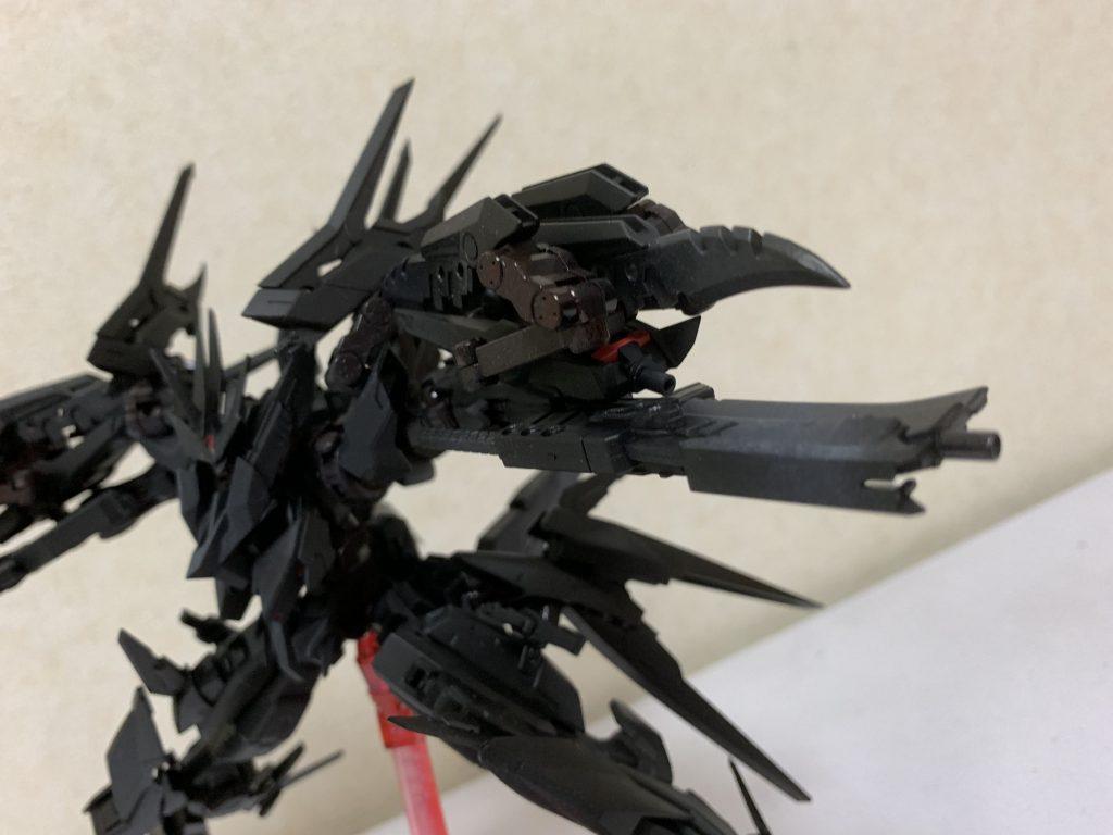 VN-666 ガンダムベスティア アピールショット4