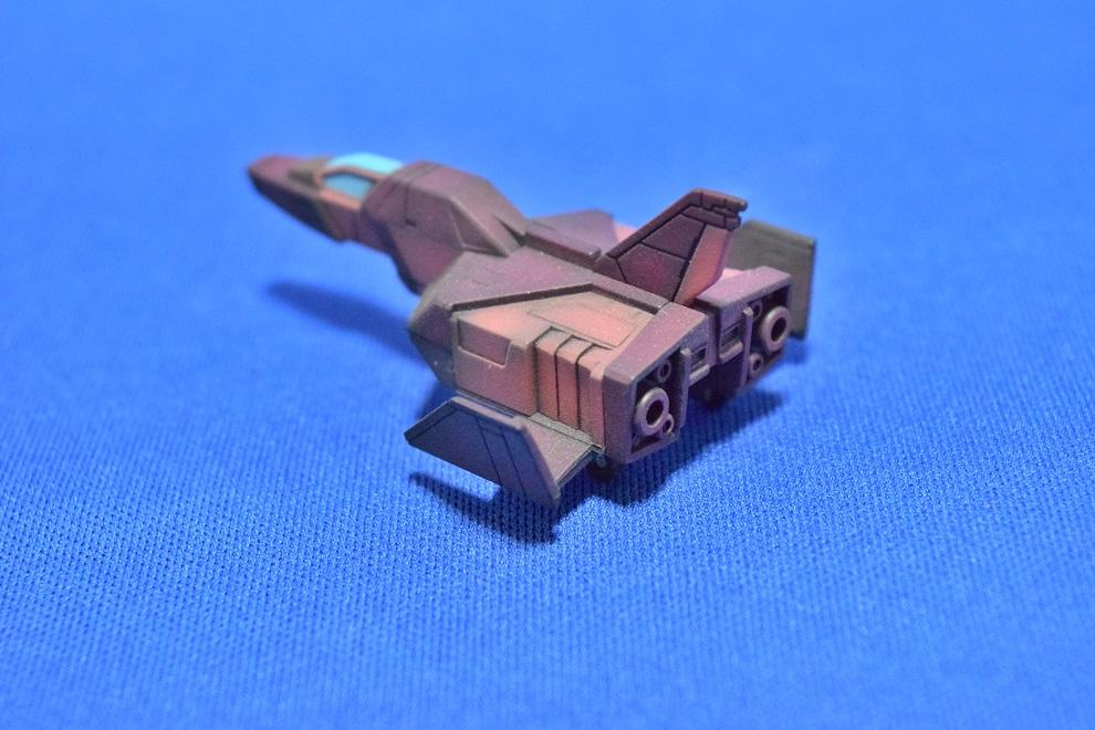 HGUC RX78/C.A キャスバル専用ガンダム 制作工程2