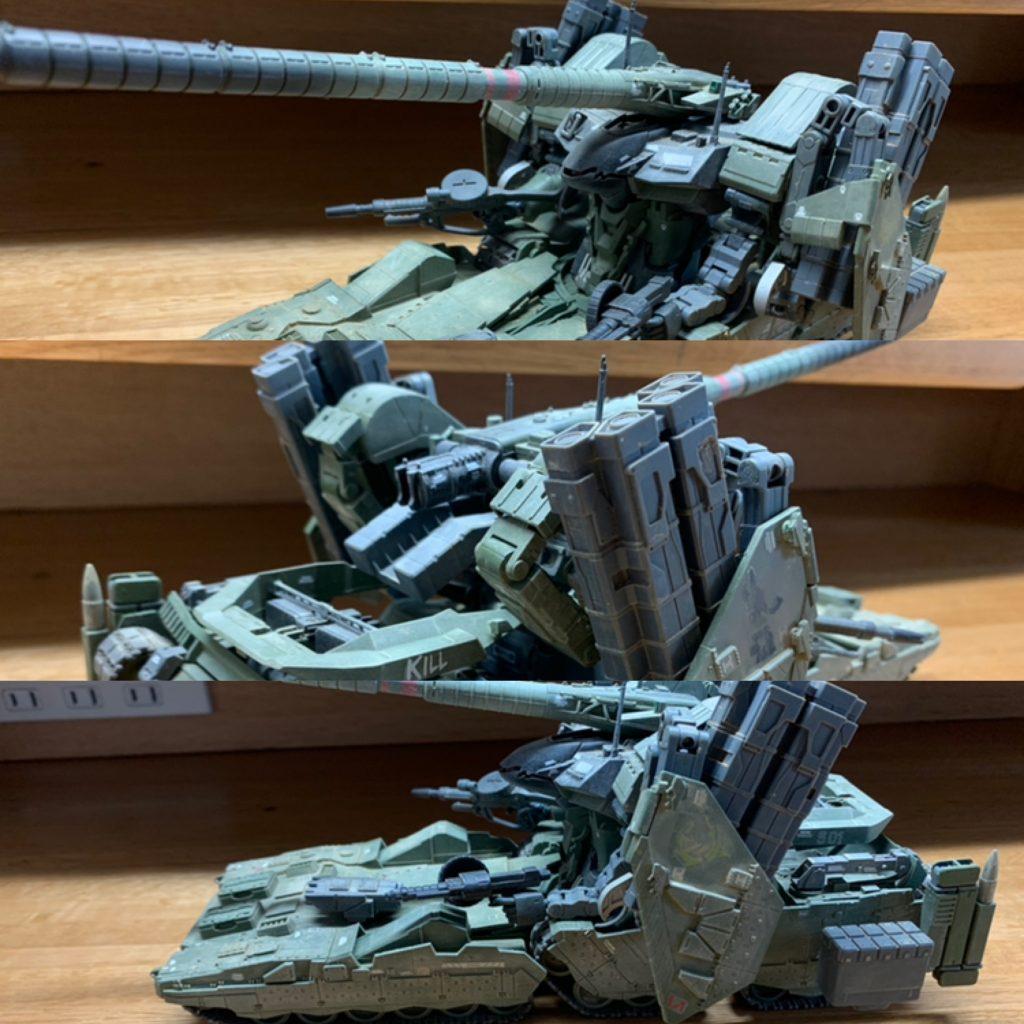 EX  YMT-05  ヒルドルブ(武装強化型) アピールショット4