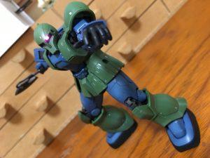 MS-05 ZAKU Ⅰ The Origin ver.