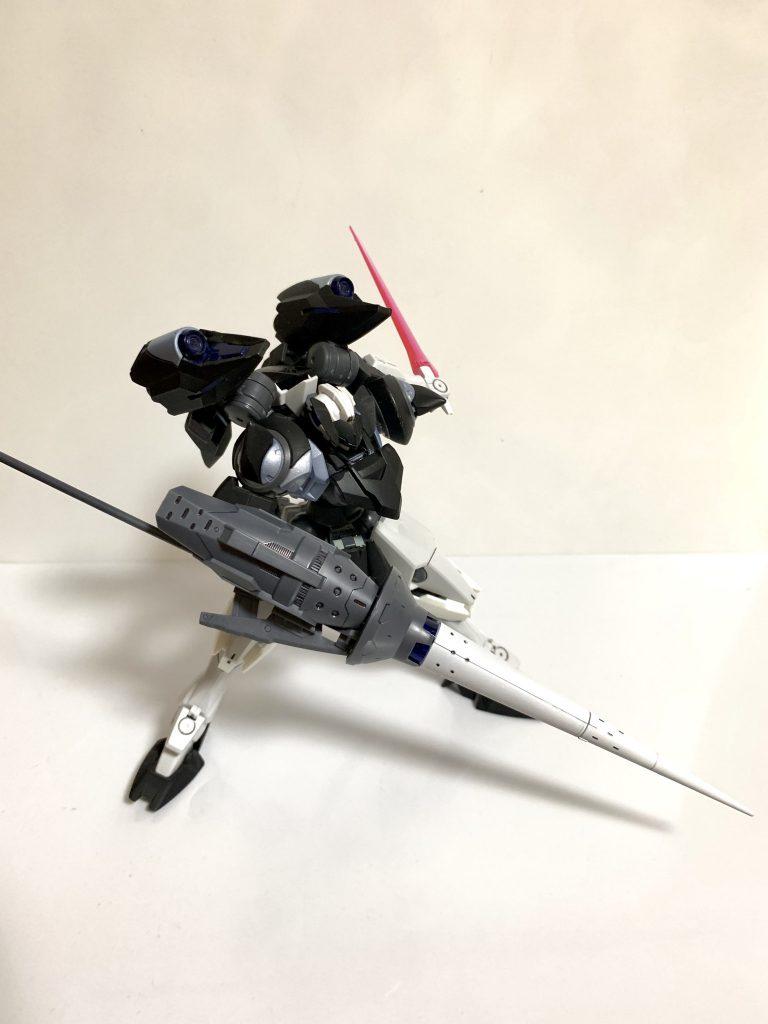 GN-セルペンテ:弐型 アピールショット5