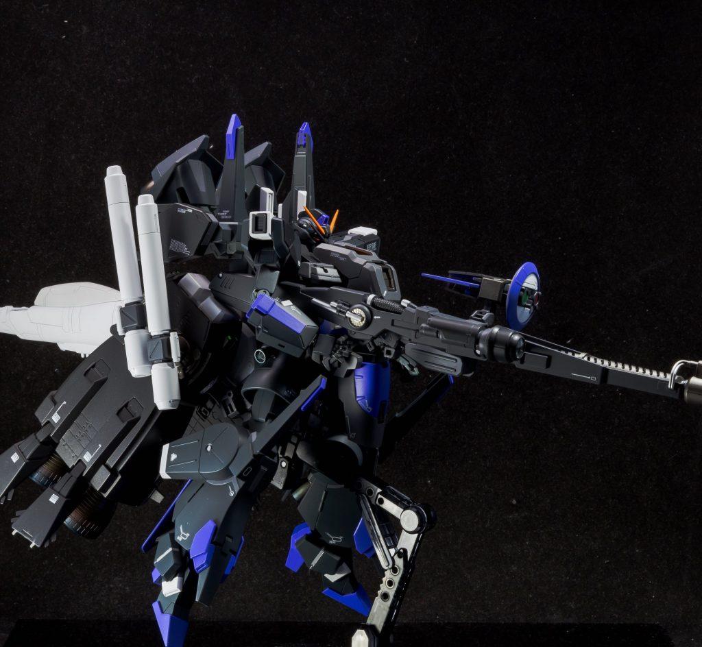 ARX-050ex  EX-BULLET  McMillan アピールショット6