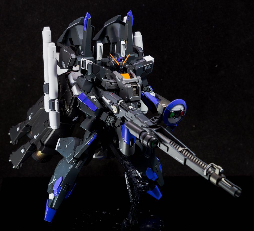 ARX-050ex  EX-BULLET  McMillan アピールショット4