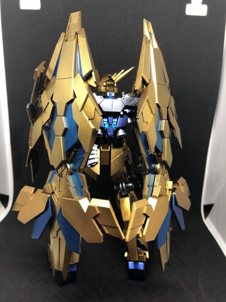 RX-0 UNICORN 03 PHENEX アピールショット2