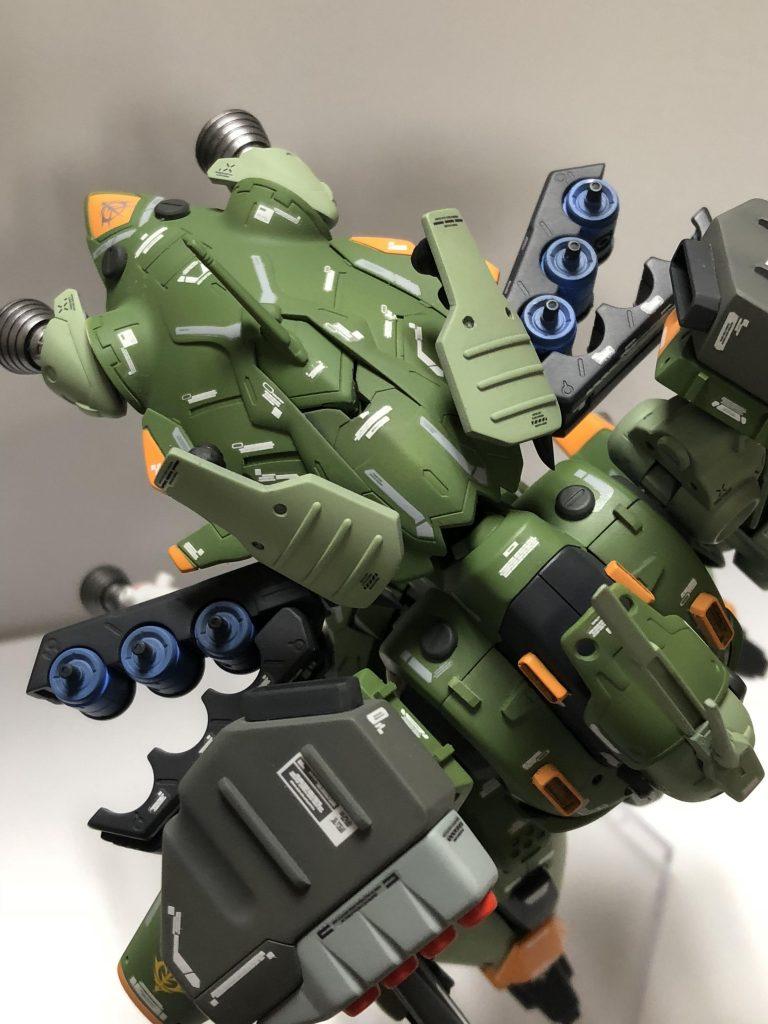 ヤクト ゾノス アピールショット6