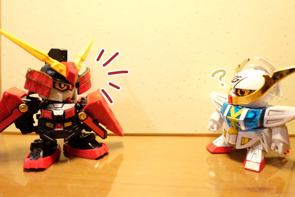 「がおー!」「ぎゃー!!!」 アピールショット5