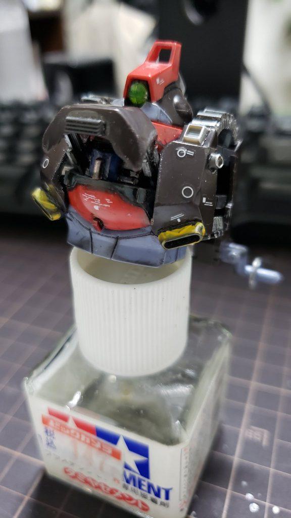 MSA-099 リックディアス 制作工程5
