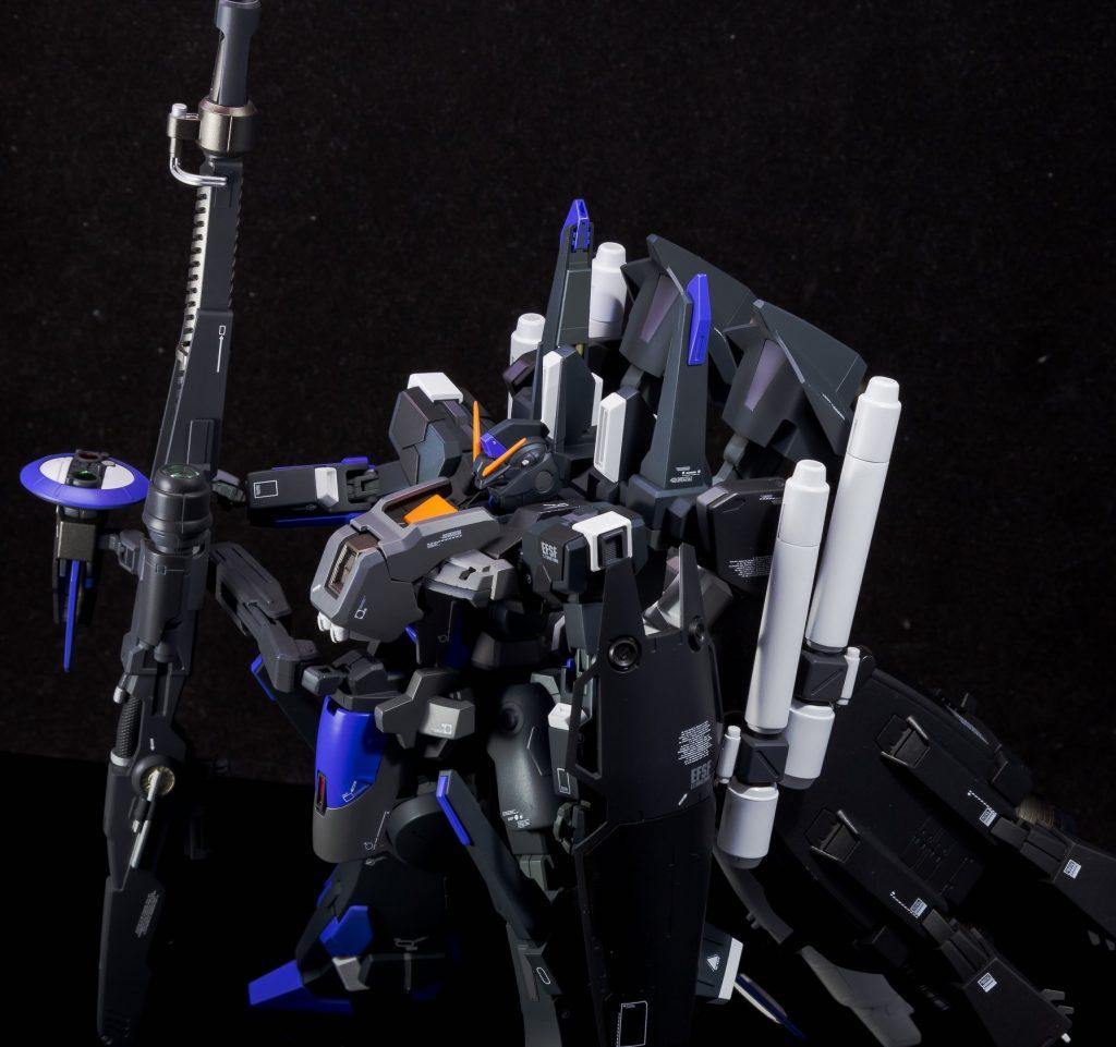 ARX-050ex  EX-BULLET  McMillan アピールショット2