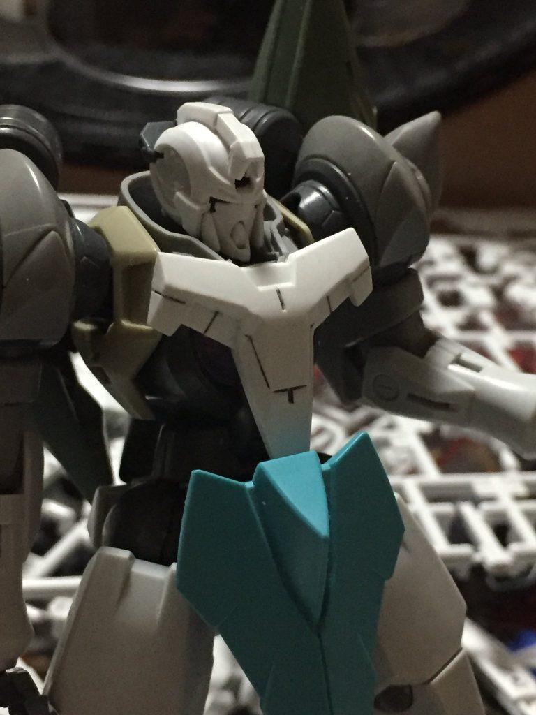 GN-セルペンテ:弐型 制作工程4