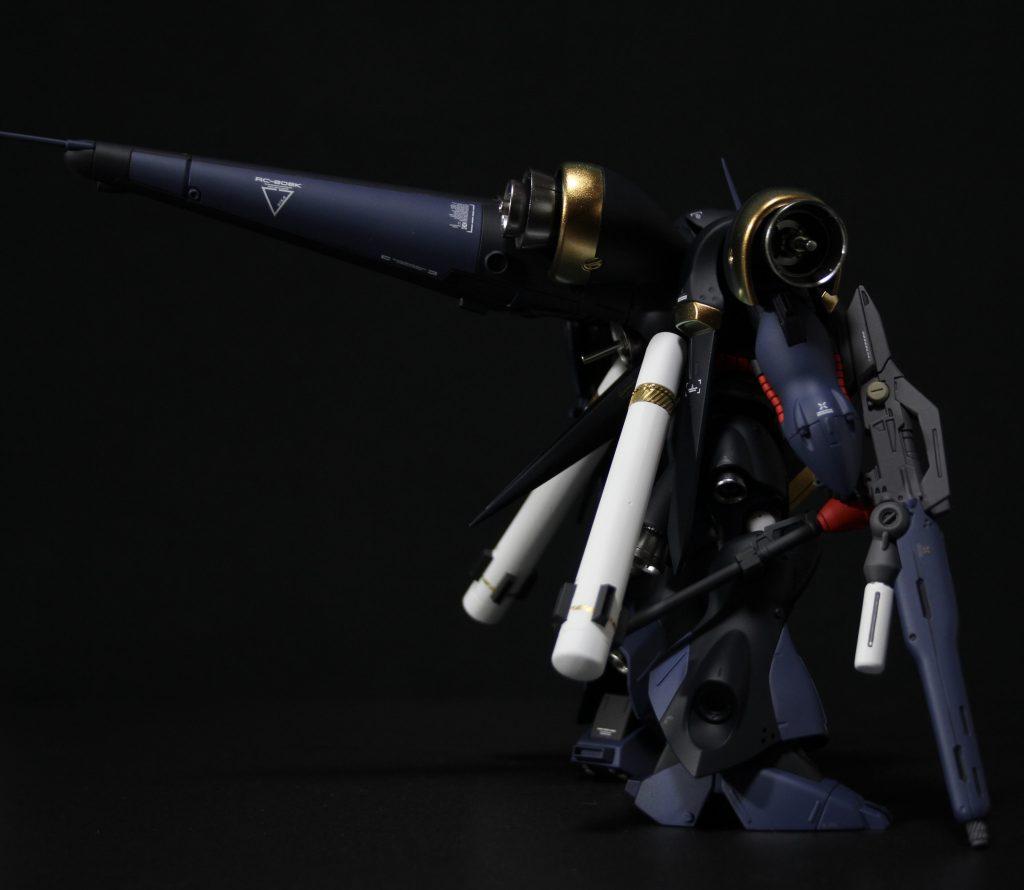 HG ガーベラ・テトラ 制作工程1
