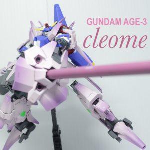 AGE-3 クレオメ