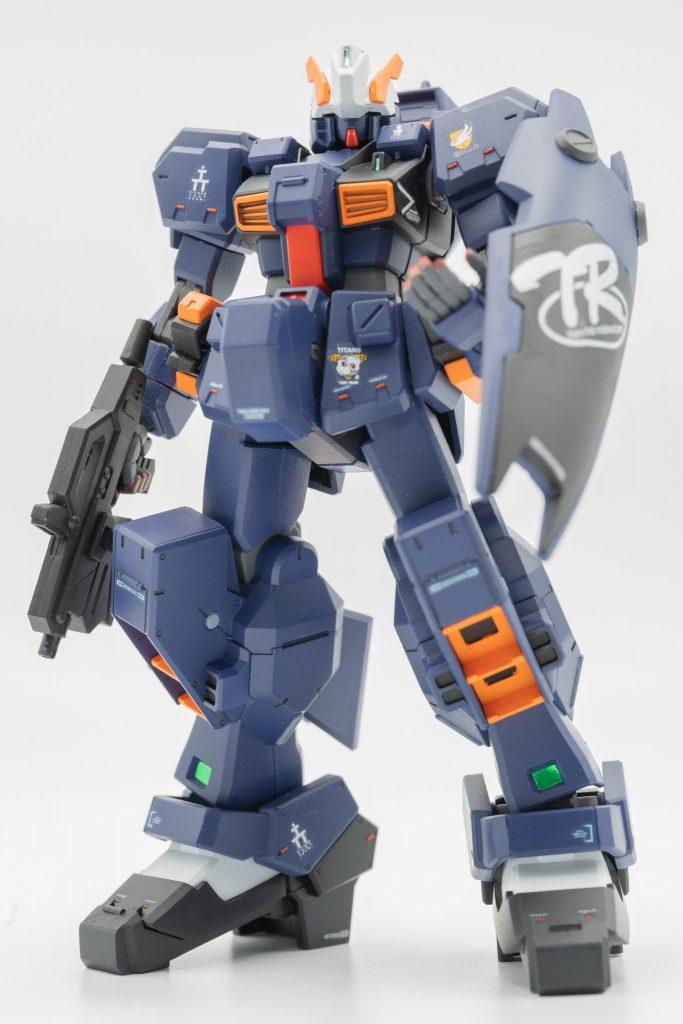 HGUC ガンダムTR-1[ヘイズル・ラー]第2形態 アピールショット3