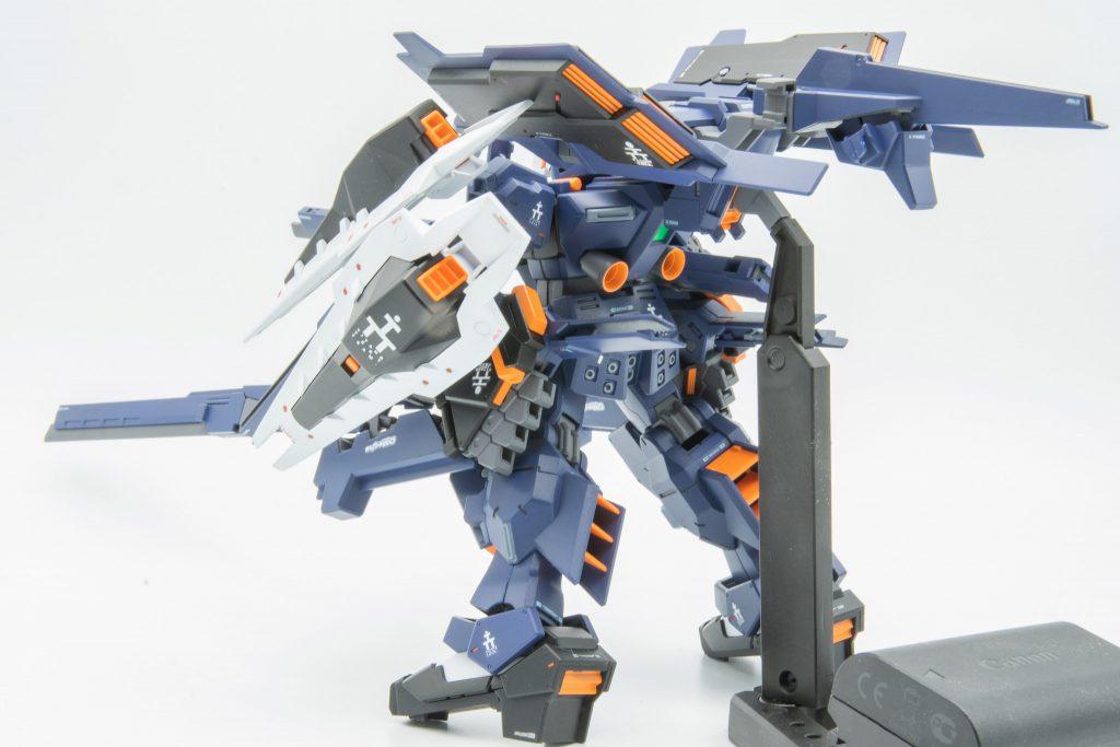 HGUC ガンダムTR-1[ヘイズル・ラー]第2形態 アピールショット2