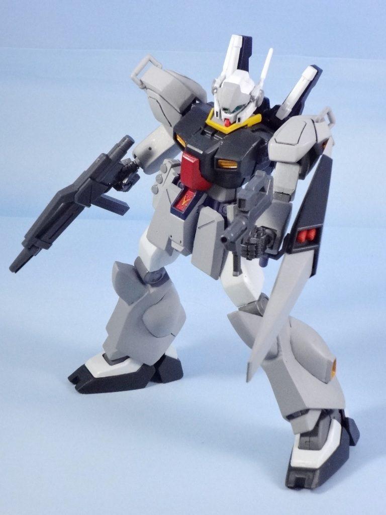 RGM-90 ジェダ改良型(制式採用機) 【1/144旧キット・HGUC改造】