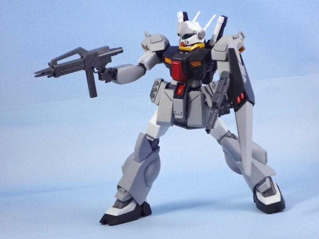 RGM-90 ジェダ改良型(制式採用機) 【1/144旧キット・HGUC改造】  アピールショット5
