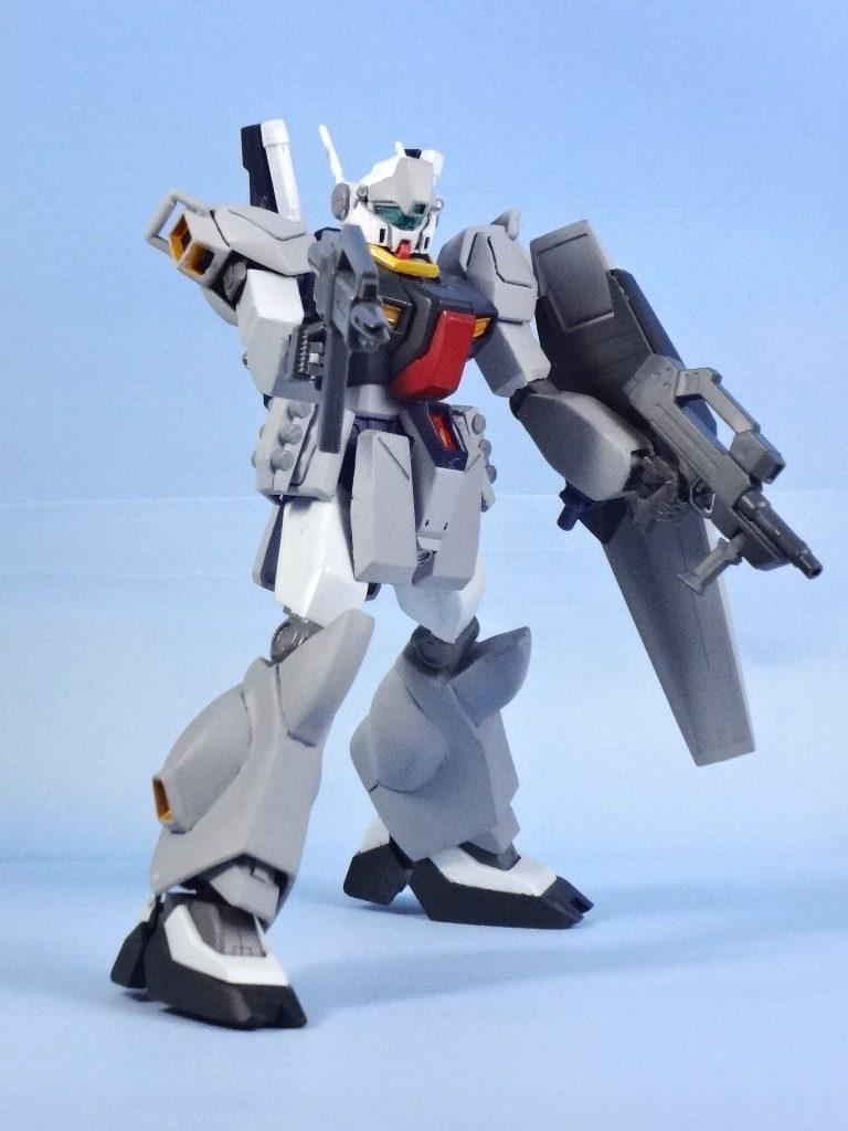 RGM-90 ジェダ改良型(制式採用機) 【1/144旧キット・HGUC改造】  アピールショット6