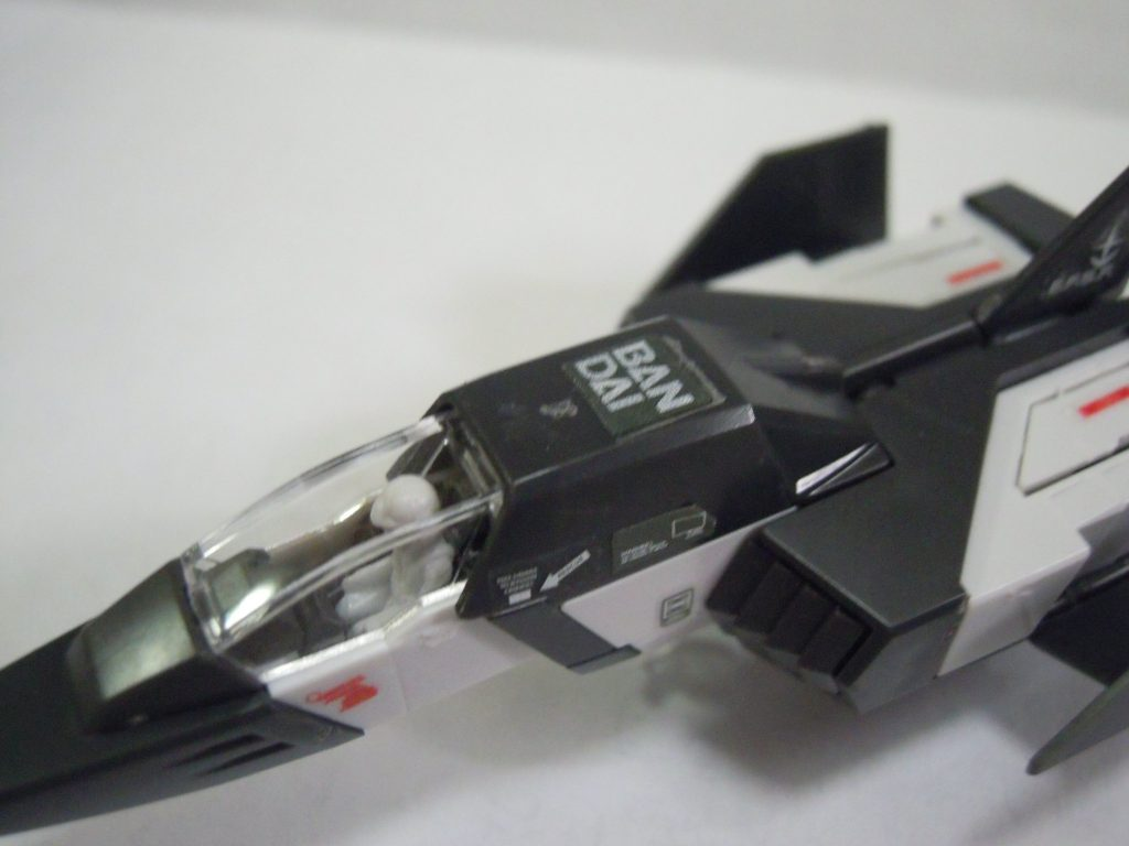 【一番くじ】MG1/100 FFX-7コアファイター[プロトタイプカラー] 制作工程2