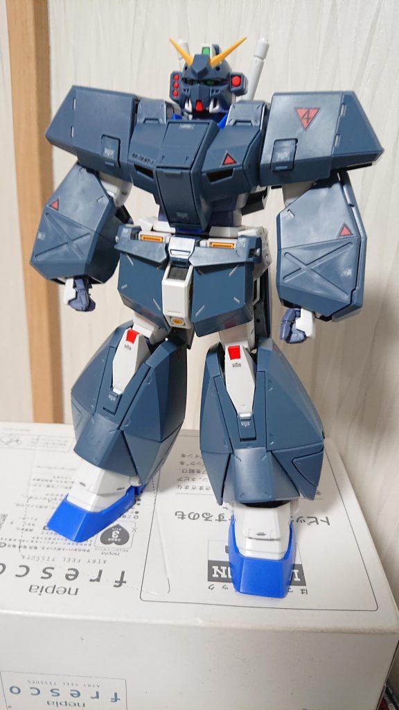 MG ガンダム NT-1 Ver.2.0 アピールショット1