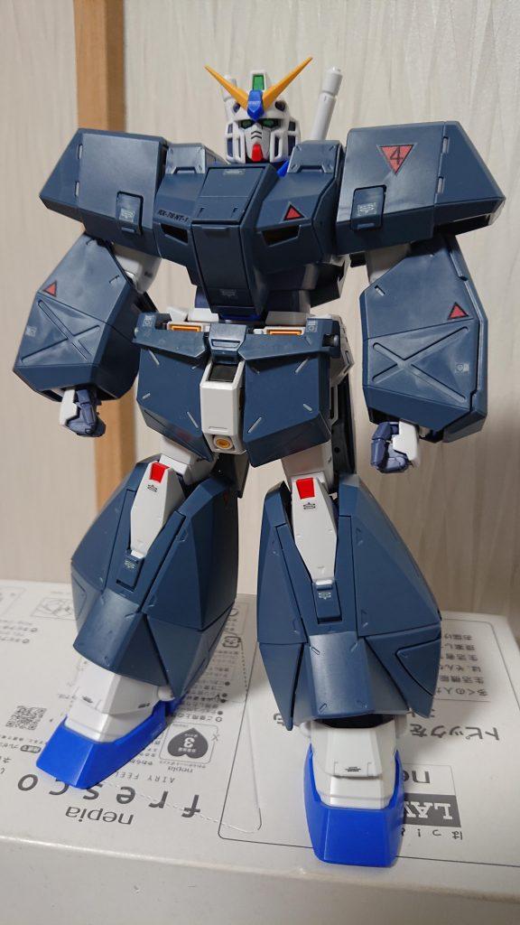 MG ガンダム NT-1 Ver.2.0 アピールショット2