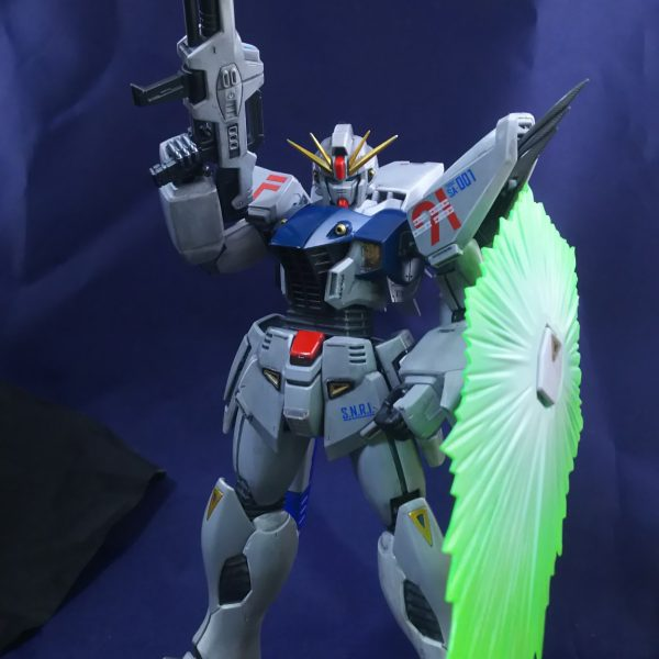 メタルビルド風F91